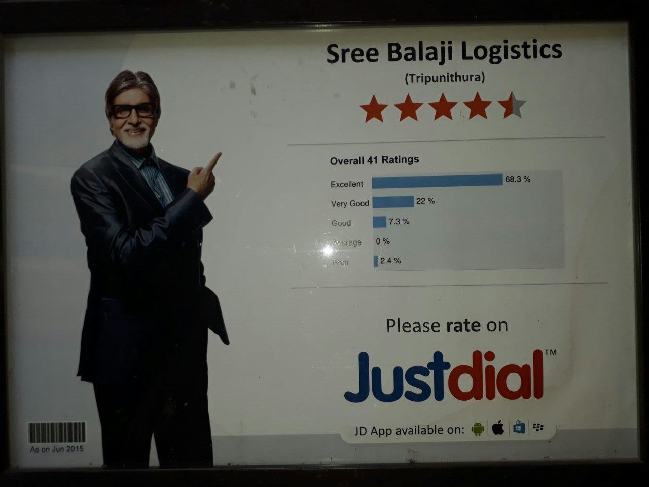 sree balaji logisctics